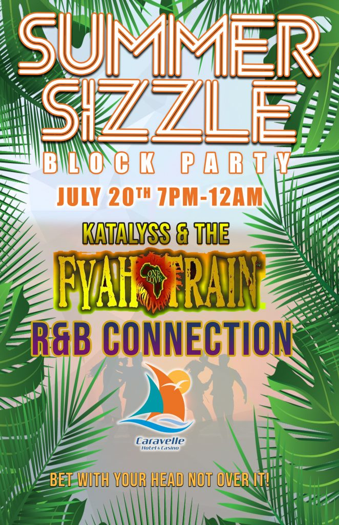 Summer Sizzle Caravelle